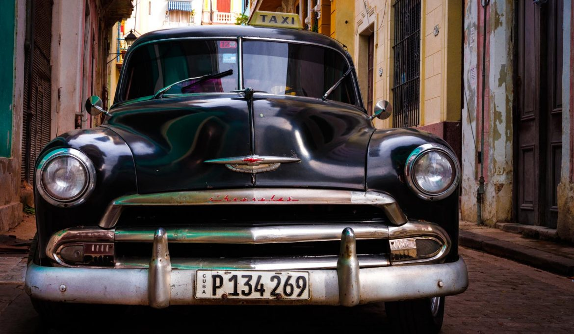 A Fuji GFX Sample From Cuba