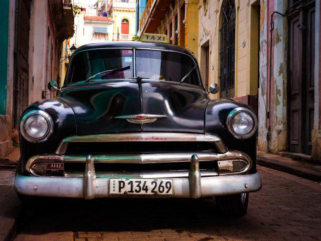 A Fuji GFX Sample From Cuba