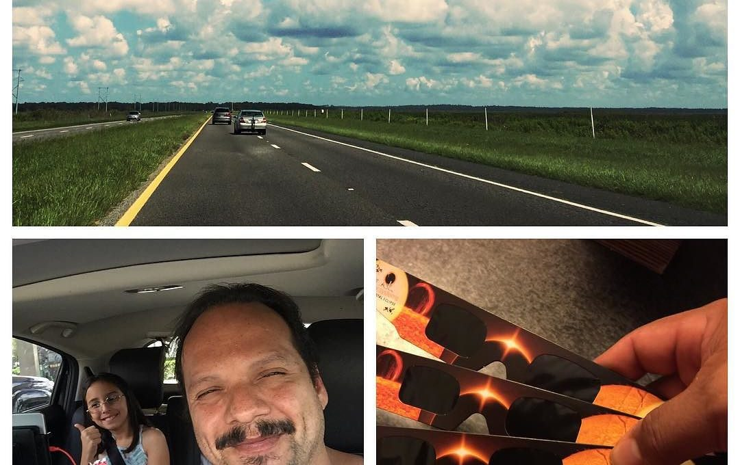 The Road Trip to the Eclipse
