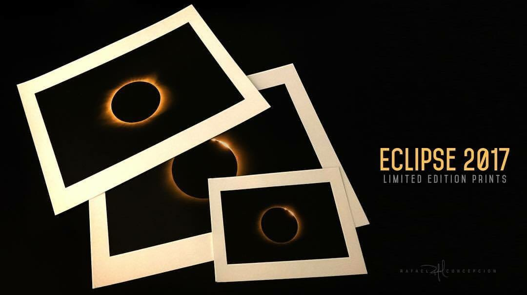 Eclipse Limited Edition Prints